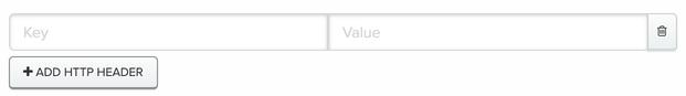 Adding HTTP headers